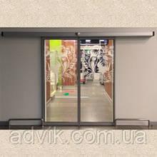 Автоматичні розсувні двері KBB KS3000 (КНР)*