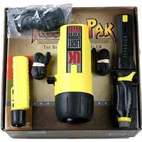 Набор для дайвинга Underwater Kinetics Tribal Pak (2 фонаря + нож)