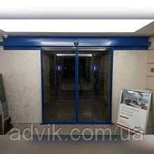 Автоматичні розсувні двері Tormax WD 2201 (Швейцарія)*