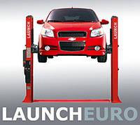 Подъемник Launch EURO с нижней синхронизацией