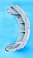Колодка гальмівна ЄВРО в зборі літа КамАЗ оригінальна ВАТ КамАЗ, фото 1