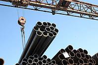 Труба  820х9  сталь 17Г1СУ электросварная прямошовная