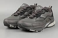 Кросівки чоловічі сірі Bona 860F Бона Розміри 41 42 43 45 46, фото 1