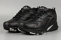 Кросівки чоловічі чорні Bona 840C Бона Розміри 41 42 43 44 45, фото 1