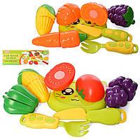 """Дитячі іграшки """"Овочі на липучках 2 """""""
