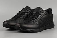 Кроссовки мужские черные Bona 824С Бона Размеры 41 42 43 45 46, фото 1