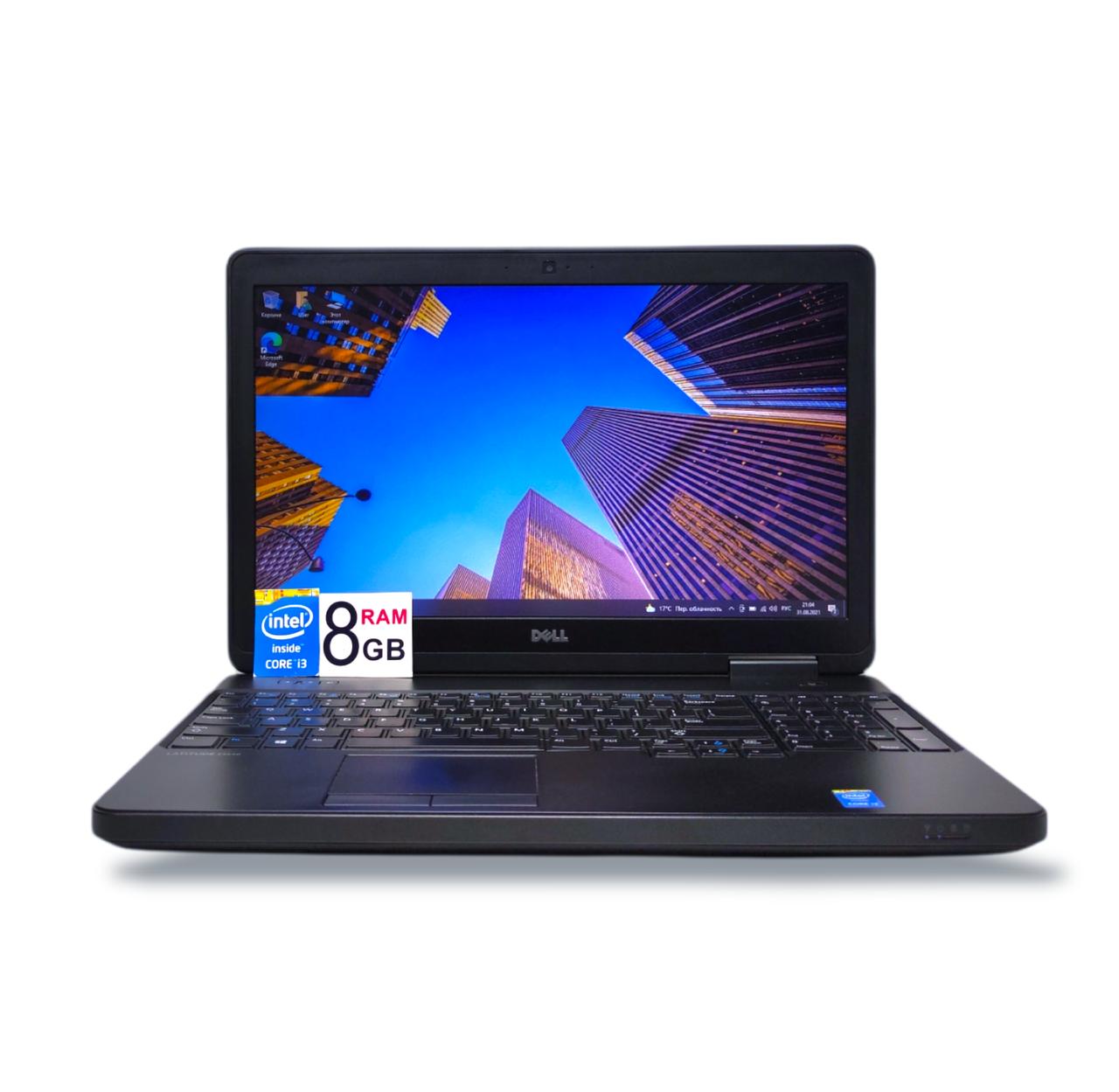 Бізнес ноутбук Dell Latitude E5540 15.6 i3-4030U 8GB 500GB