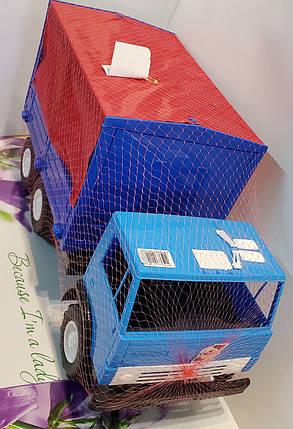 Автомобили КАМАЗ Х2 тент цветной Орион №488, фото 2