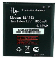 Оригинальный аккумулятор Fly IQ443