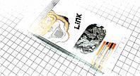"""Цепь для бензопилы 3/8""""-1,3mm-55зв. квад. зуб (на Stihl-16""""), упаковка LINK"""
