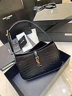 Модна сумочка Saint Laurent рептилія (репліка), фото 1