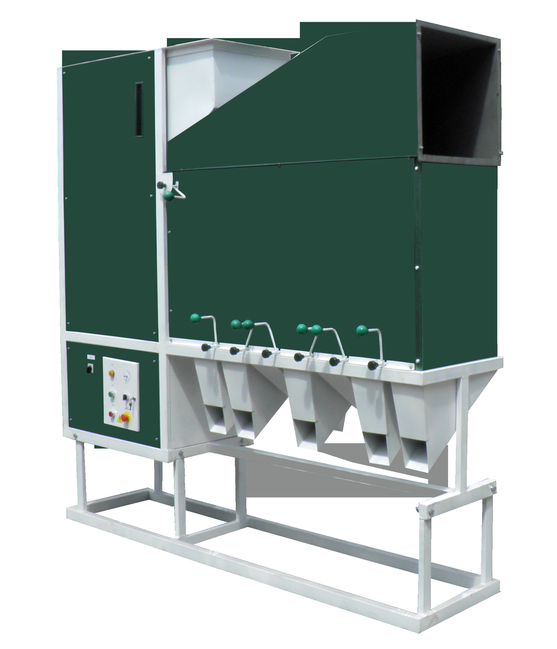 Аэродинамический сепаратор ИСМ-10