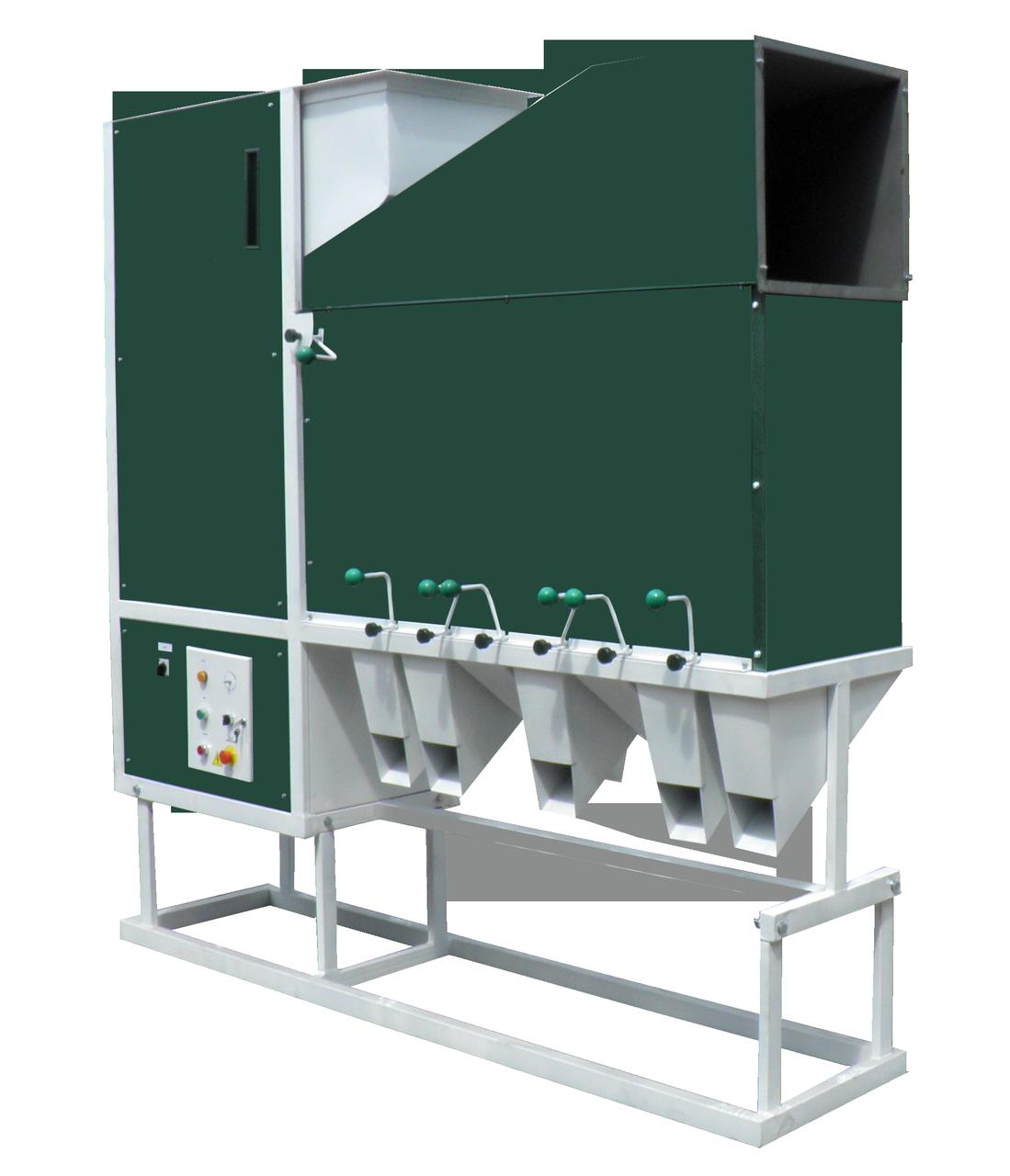 Аэродинамический сепаратор ИСМ-5