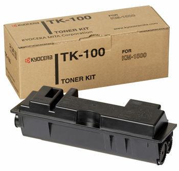 Тонер TK-100 (KM-1500)