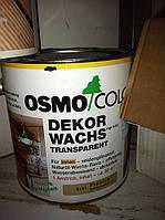 Лазурь с высоким содержание масла ТМ Осмо 9211 белая ель 2,5л