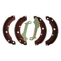 Тормозные Колодки  барабанные задние (BENDIX R657L)