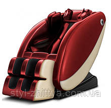 Масажне крісло xZero VZ4 Red
