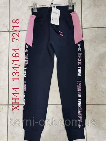 Утеплені спортивні штани для дівчаток оптом, Taurus, 134-164 рр, фото 2