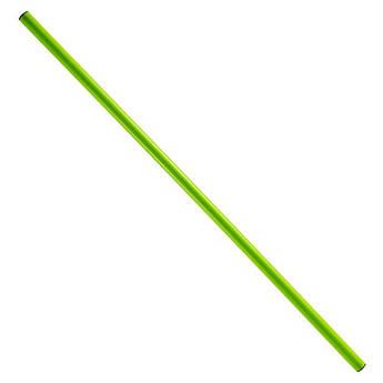 Палиця гімнастична, тренувальна, штанга, довжина 1,2 м, салатовий.
