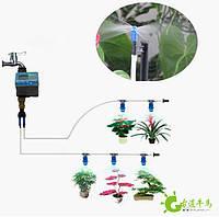 Система автоматического полива растений.
