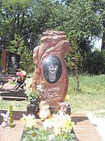 Детский памятник Роза