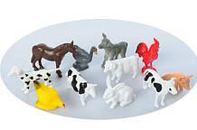 Игровой набор Животные 9689, 2 вида (Домашние животные)