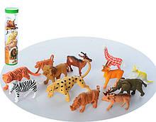 Ігровий набір Тварини 9689, 2 види (Дикі тварини)