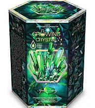 Ігровий набір для вирощування кристалів GRK-01 ЗРОСТАЮЧИЙ CRYSTAL