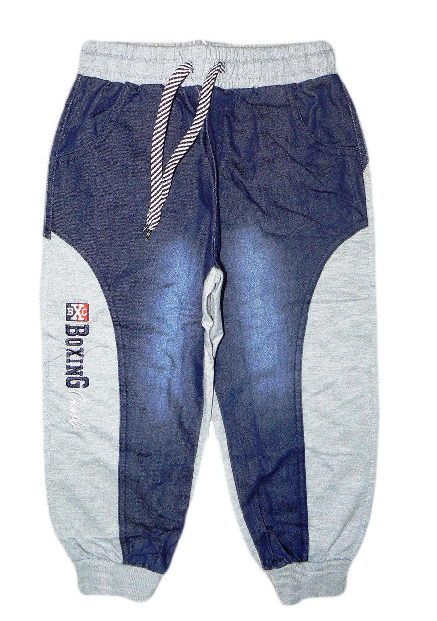 Комбинированные штаны для мальчиков , размеры 3 года, F&D, арт. YY-2835