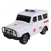 """Детский Сейф-копилка """"Машинка""""   JH1989 с кодовым замком (Скорая Помощь)"""