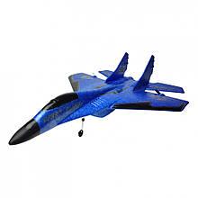 Планер МиГ-530 на р/у 9087 время полета 15 мин. (Синий)