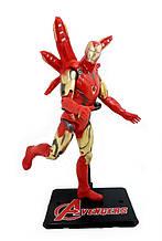Коллекционные фигурки Марвел 8469, 7 видов (Iron Man)