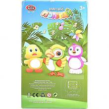 Інтерактивна іграшка Папуга 7496 з сенсором