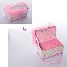 Скринька для дівчинки FH-088 форма коробки
