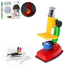 Игровой набор Микроскоп 3102C с аксессуарами (Разноцветный)