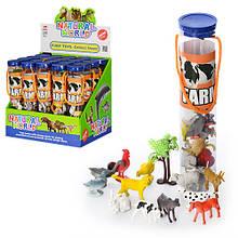 Игровой набор животных T800, 12 шт в колбе