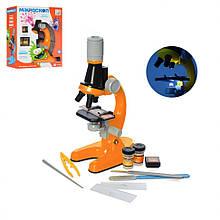 """Игровой набор """"Микроскоп"""" SK 0026 (Оранжевый)"""