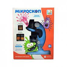 """Ігровий набір """"Мікроскоп"""" SK 0026 (Синій)"""