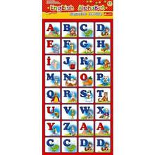 Магнитная азбука 13133004Р английский алфавит