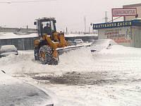 Уборка снега, расчистка льда