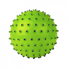 М'яч масажний MS 0025 5 дюймів (Зелений)