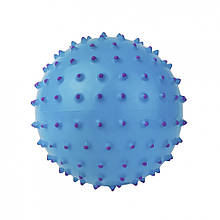 М'яч масажний MS 0025 5 дюймів (Синій)