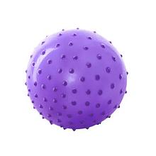 М'яч масажний MS 0021, 3 дюйма (Фіолетовий)