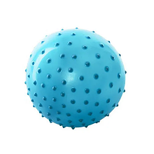 М'яч масажний MS 0021, 3 дюйма (Блакитний)