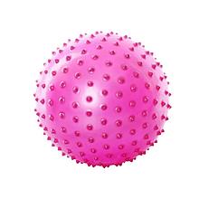 М'яч масажний MS 0021, 3 дюйма (Рожевий)
