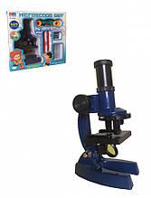 Микроскоп игрушечный 3103 А с аксессуарами (Синий)