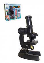 Мікроскоп іграшковий 3103 А з аксесуарами (Чорний)