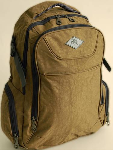 Практичный городской рюкзак Traum 7027-03 бежевый