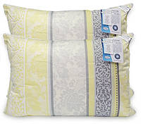 Подушка Экстра, антиалергенное волокно-шарики, 70х70см, Leleka Textile