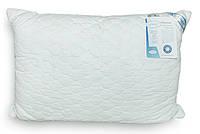 Подушка Экстра стеганая, антиалергенное волокно-шарики, 70х70см, Leleka Textile